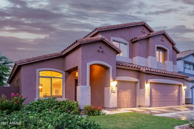 46024 W Amsterdam Road, Maricopa, AZ 85139 (MLS #6299847) :: Klaus Team Real Estate Solutions
