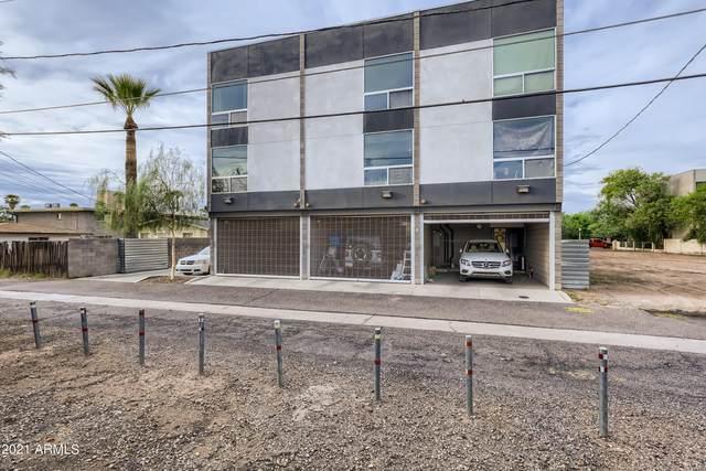 525 E Willetta Street #7, Phoenix, AZ 85004 (MLS #6299876) :: Yost Realty Group at RE/MAX Casa Grande