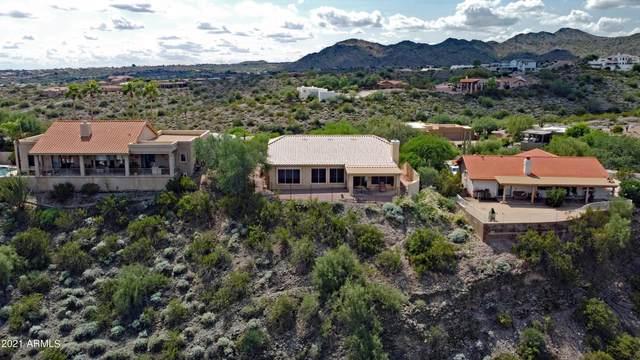 15714 E Tepee Drive, Fountain Hills, AZ 85268 (MLS #6299983) :: Arizona Home Group