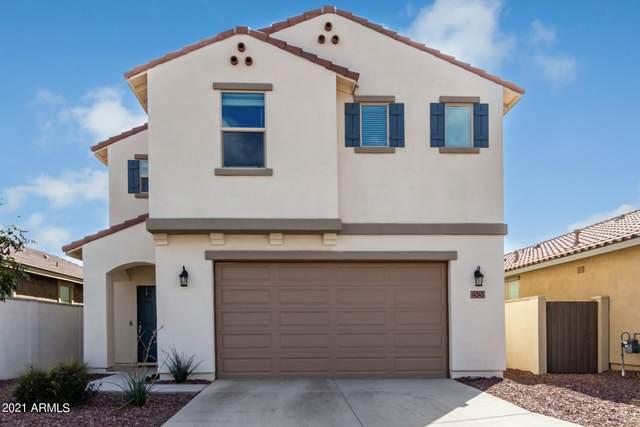 14345 W Valentine Street, Surprise, AZ 85379 (MLS #6300020) :: West USA Realty