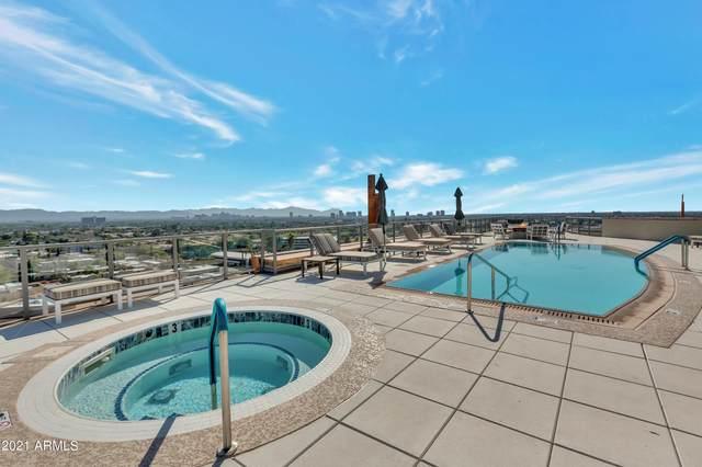 2211 E Camelback Road #902, Phoenix, AZ 85016 (MLS #6300110) :: Elite Home Advisors