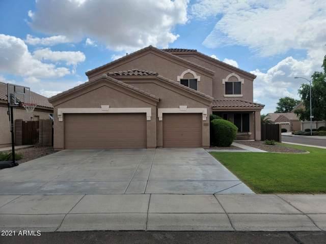 20267 N 93RD Avenue, Peoria, AZ 85382 (MLS #6300270) :: RE/MAX Desert Showcase