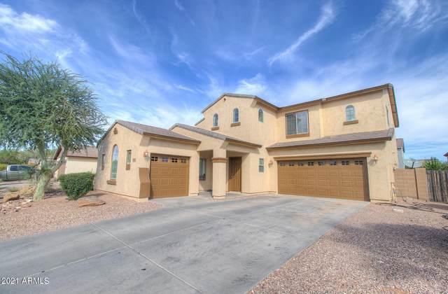 1462 E Anna Drive, Casa Grande, AZ 85122 (MLS #6300325) :: Elite Home Advisors