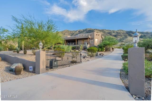 10829 S 25TH Drive, Phoenix, AZ 85041 (MLS #6300465) :: Elite Home Advisors