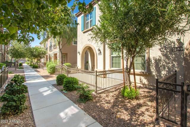 4731 E Thunderheart Trail #101, Gilbert, AZ 85297 (MLS #6300548) :: Klaus Team Real Estate Solutions