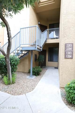 6900 E Princess Drive #1203, Phoenix, AZ 85054 (MLS #6300586) :: The Dobbins Team