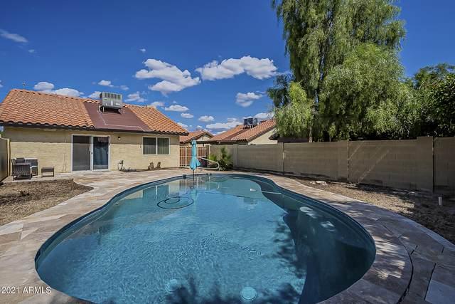2247 E Florian Avenue, Mesa, AZ 85204 (MLS #6300608) :: Elite Home Advisors