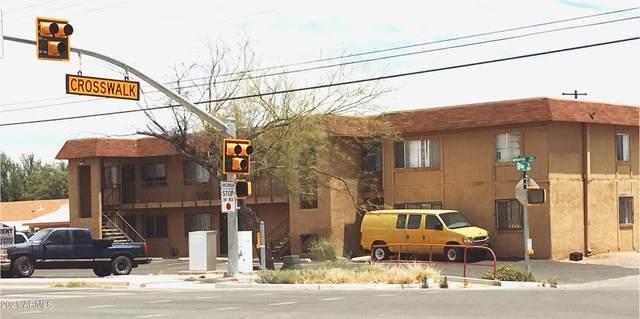 201 E Olive Street, Tucson, AZ 85706 (MLS #6300681) :: Elite Home Advisors