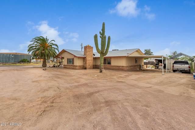 16 S 96th Street, Mesa, AZ 85208 (MLS #6300812) :: Elite Home Advisors