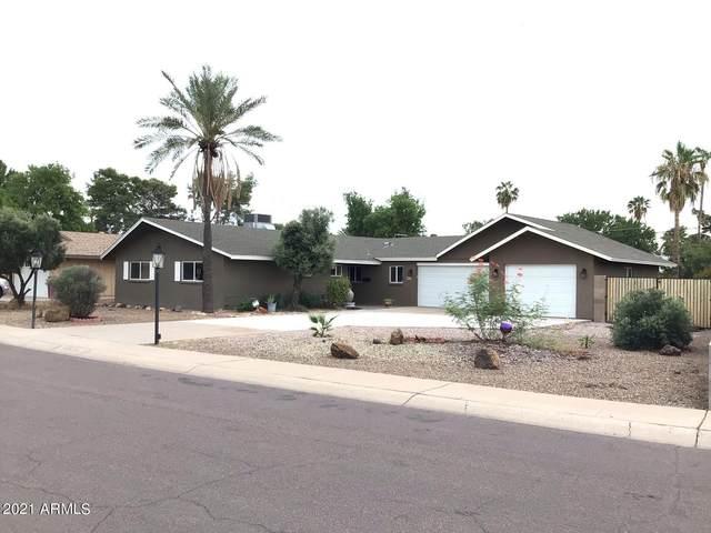 8313 E Rancho Vista Drive, Scottsdale, AZ 85251 (MLS #6300887) :: RE/MAX Desert Showcase