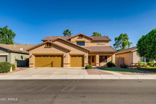 12814 W Mulberry Drive, Avondale, AZ 85392 (MLS #6300893) :: The Daniel Montez Real Estate Group