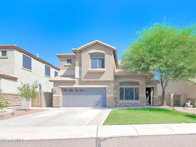 16627 S 27TH Avenue, Phoenix, AZ 85045 (MLS #6300978) :: Elite Home Advisors