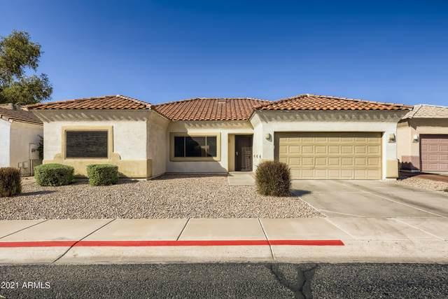 2634 E Sunland Avenue, Phoenix, AZ 85040 (MLS #6300980) :: Elite Home Advisors