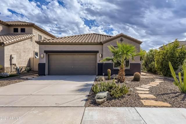 16857 S 30TH Avenue, Phoenix, AZ 85045 (MLS #6301098) :: Elite Home Advisors