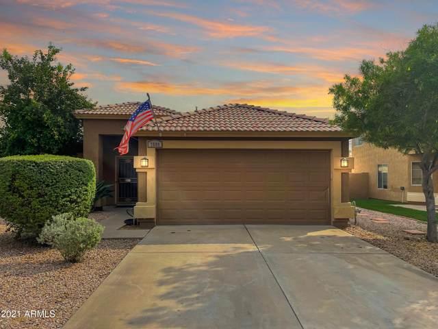 7509 E Laguna Azul Avenue, Mesa, AZ 85209 (MLS #6301188) :: The Daniel Montez Real Estate Group