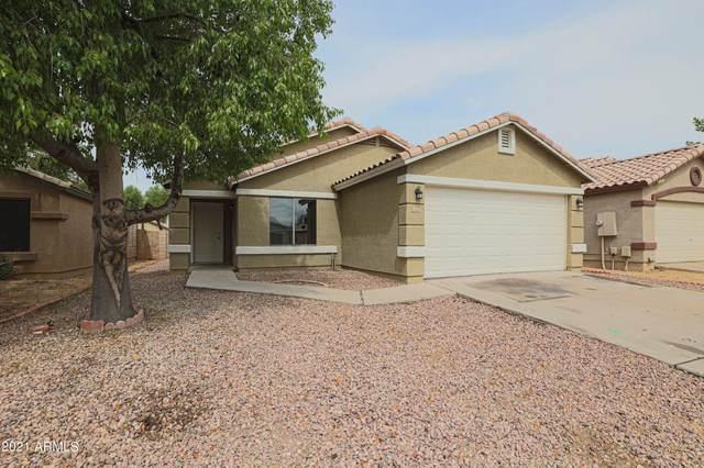 8306 W Minnezona Avenue, Phoenix, AZ 85037 (MLS #6301192) :: neXGen Real Estate