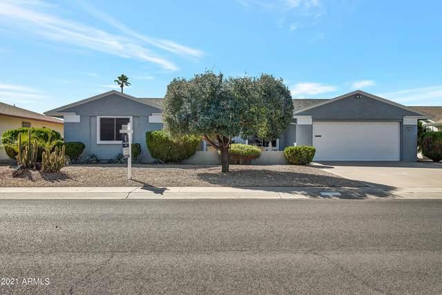 10817 W Hutton Drive, Sun City, AZ 85351 (MLS #6301207) :: Elite Home Advisors