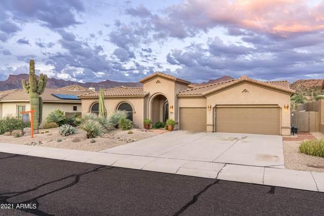 4571 S Salvia Drive, Gold Canyon, AZ 85118 (MLS #6301345) :: Klaus Team Real Estate Solutions