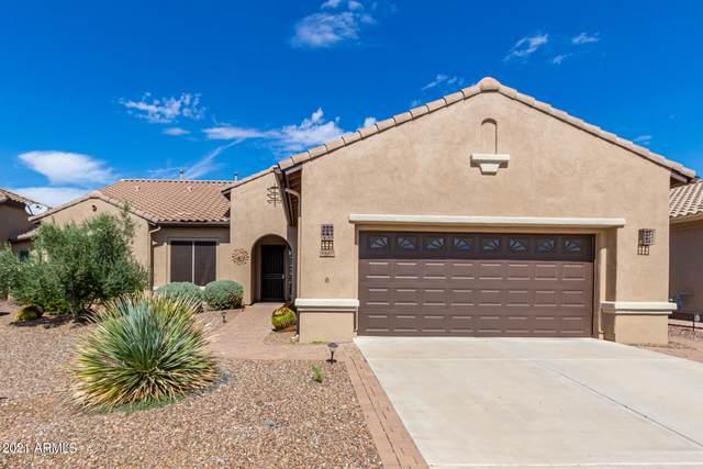 4778 W Tortoise Drive, Eloy, AZ 85131 (MLS #6301416) :: Elite Home Advisors