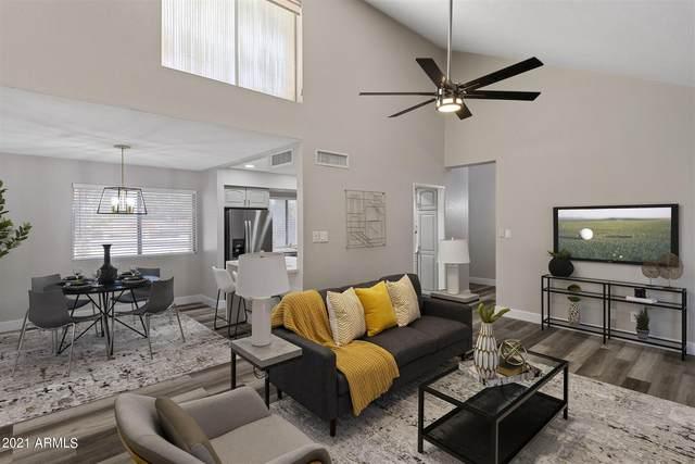 7405 N Via Camello Del Norte #134, Scottsdale, AZ 85258 (MLS #6301506) :: Elite Home Advisors