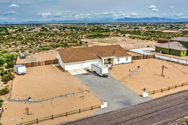 8156 W Sun Dance Drive, Queen Creek, AZ 85142 (MLS #6301563) :: Elite Home Advisors