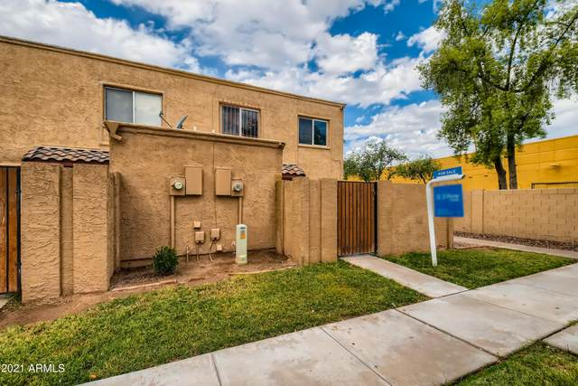 948 S Alma School Road #13, Mesa, AZ 85210 (MLS #6301630) :: The Dobbins Team