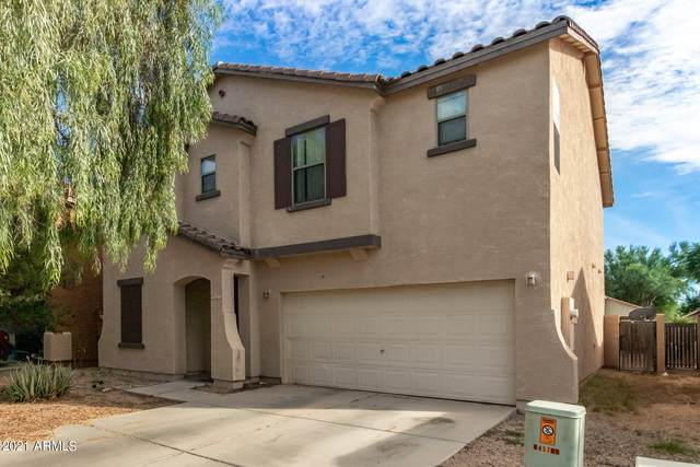 45709 W Amsterdam Road, Maricopa, AZ 85139 (MLS #6301663) :: Klaus Team Real Estate Solutions