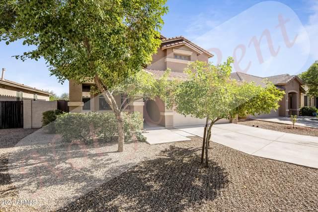 6435 S Beckham Way, Laveen, AZ 85339 (MLS #6301851) :: Elite Home Advisors