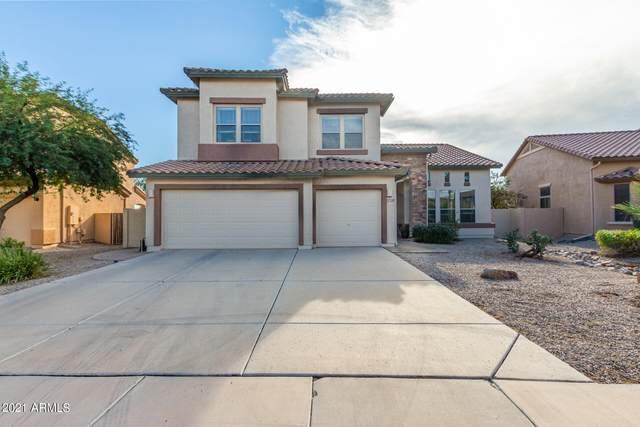 17120 N Oliveto Avenue, Maricopa, AZ 85138 (MLS #6302091) :: Elite Home Advisors