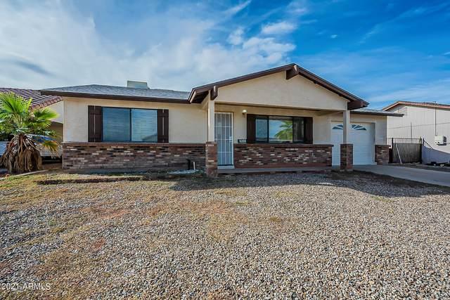 9269 W Oneida Drive, Arizona City, AZ 85123 (MLS #6302178) :: Klaus Team Real Estate Solutions