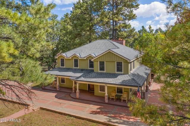 5005 E Lake Country Road, Flagstaff, AZ 86004 (MLS #6302331) :: Elite Home Advisors