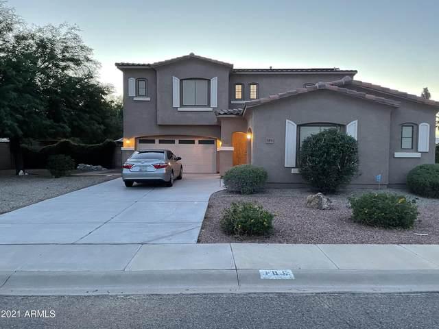 185 N Silverwood Drive, Casa Grande, AZ 85122 (MLS #6302353) :: Elite Home Advisors