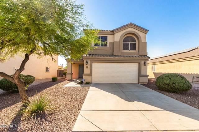 1652 S 218TH Lane, Buckeye, AZ 85326 (MLS #6302475) :: Elite Home Advisors