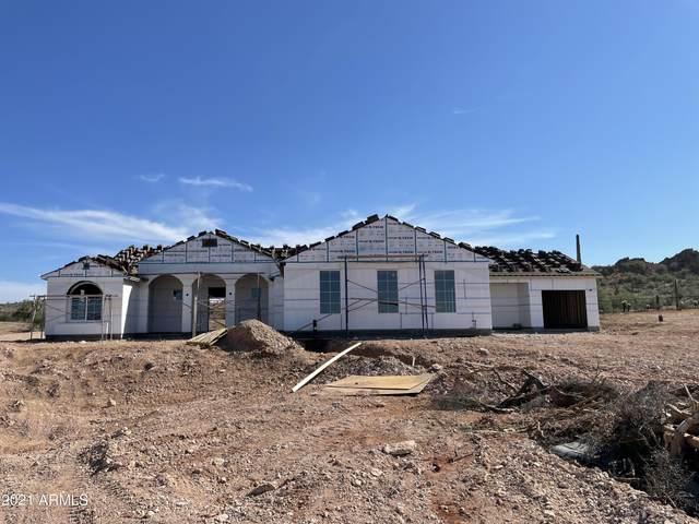 297 W Chase Street, San Tan Valley, AZ 85143 (MLS #6302534) :: Elite Home Advisors