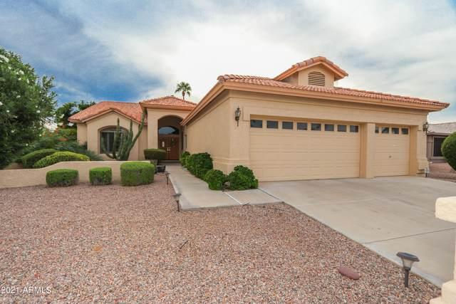 9921 E Sunridge Drive, Sun Lakes, AZ 85248 (MLS #6302552) :: Yost Realty Group at RE/MAX Casa Grande