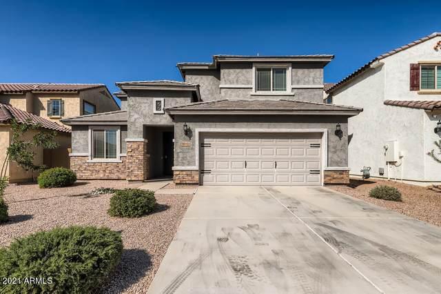 1012 W Belmont Red Trail, San Tan Valley, AZ 85143 (MLS #6302633) :: Elite Home Advisors