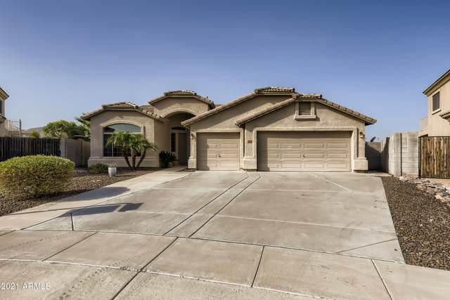 1025 W Siesta Way, Phoenix, AZ 85041 (MLS #6302742) :: Elite Home Advisors