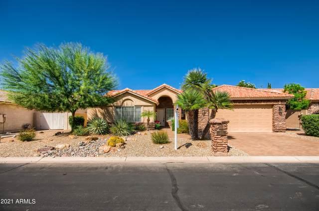 9310 E Coopers Hawk Drive, Sun Lakes, AZ 85248 (MLS #6302756) :: Zolin Group
