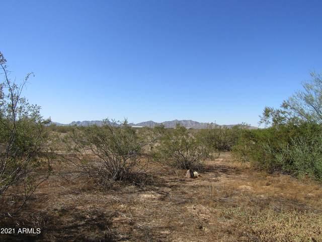 0 W Barnes Road, Maricopa, AZ 85139 (MLS #6303056) :: Klaus Team Real Estate Solutions