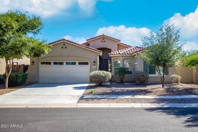 2947 E Santa Fe Lane, Gilbert, AZ 85297 (MLS #6303143) :: Hurtado Homes Group