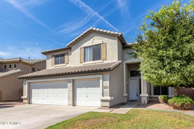 106 N 119TH Drive, Avondale, AZ 85323 (MLS #6303187) :: Yost Realty Group at RE/MAX Casa Grande
