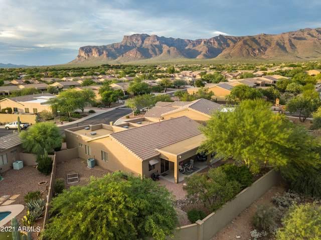4281 S Lysiloma Lane, Gold Canyon, AZ 85118 (MLS #6303275) :: Klaus Team Real Estate Solutions