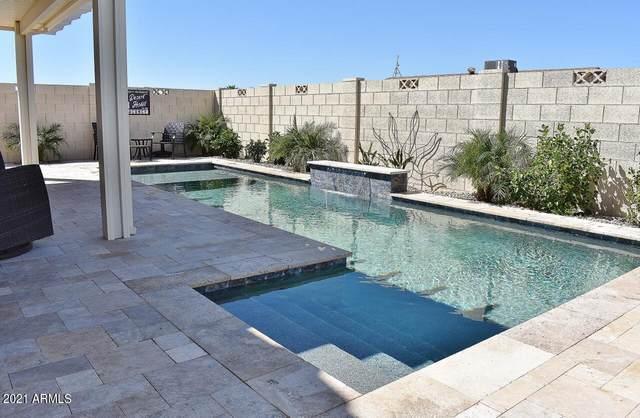 14972 S Redondo Road, Arizona City, AZ 85123 (MLS #6303665) :: The Copa Team | The Maricopa Real Estate Company