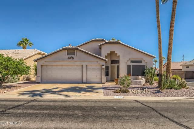 19125 N 116TH Lane, Surprise, AZ 85378 (MLS #6303722) :: The Daniel Montez Real Estate Group