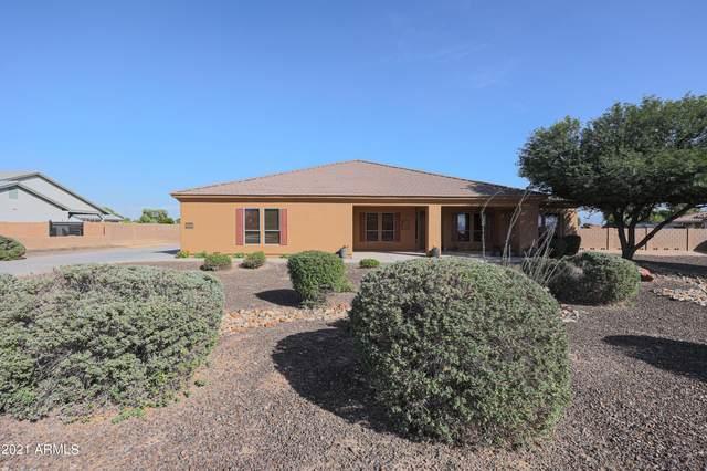 2513 S 199TH Avenue, Buckeye, AZ 85326 (MLS #6303740) :: The Copa Team | The Maricopa Real Estate Company