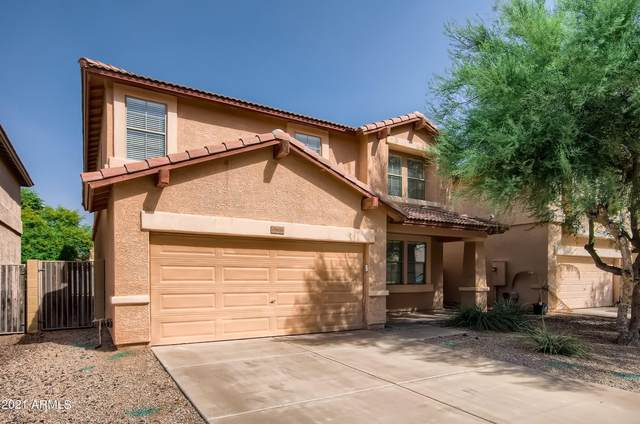 45666 W Tucker Road, Maricopa, AZ 85139 (MLS #6303745) :: The Garcia Group
