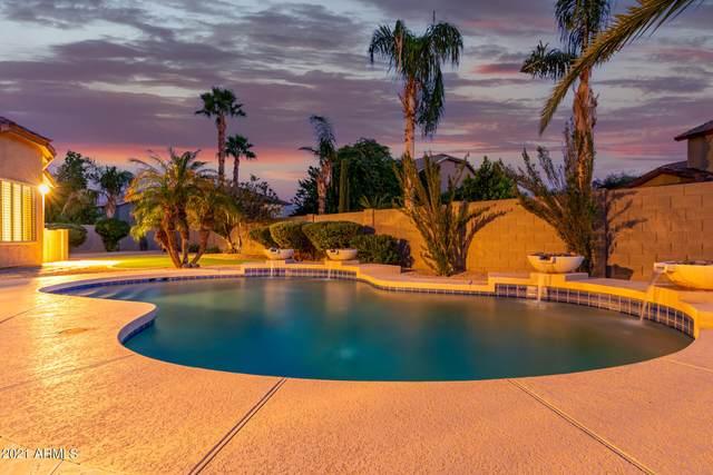 2883 E Palm Beach Drive, Chandler, AZ 85249 (MLS #6303756) :: Zolin Group