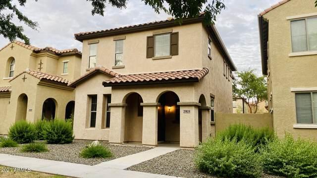 25824 N 54TH Avenue, Phoenix, AZ 85083 (MLS #6303907) :: Elite Home Advisors