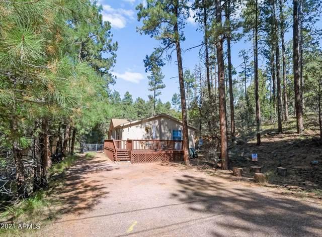 5133 N Bobs Bend Road W, Pine, AZ 85544 (MLS #6303981) :: Elite Home Advisors