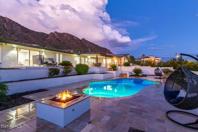 5518 E Rockridge Road, Phoenix, AZ 85018 (MLS #6304144) :: Elite Home Advisors
